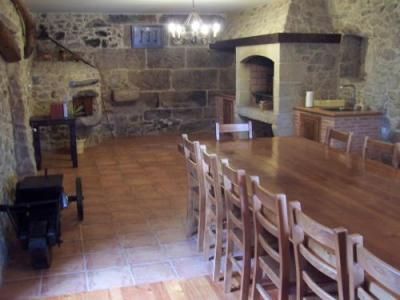 Holiday cottage casa paredes tomi o pontevedra clubrural - Casa rural tomino ...