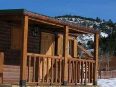 Caba as de javalambre bungalow en camarena de la sierra teruel clubrural - Casa rural camarena de la sierra ...