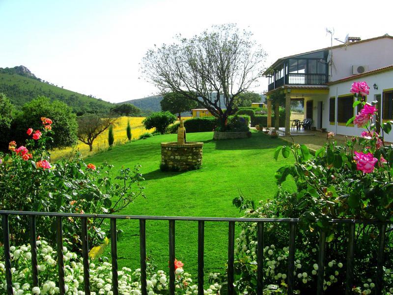 La sierra de monfrag e casa rural en villarreal de san carlos c ceres clubrural - Casa rural monfrague ...