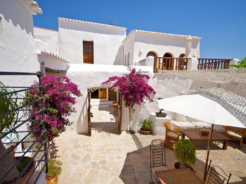 Can pardal casa rural en sant miquel de balansat ibiza - Ibiza casas rurales ...