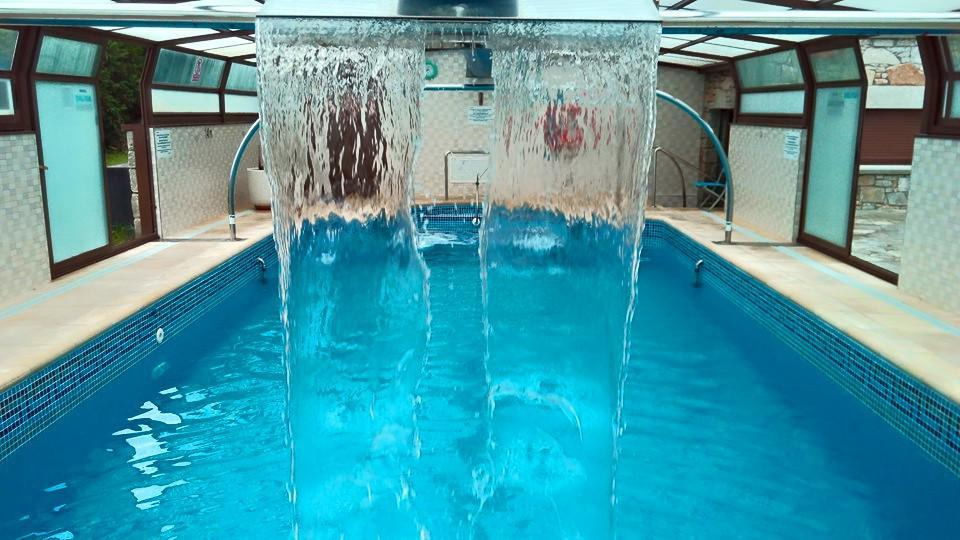 Hotel buda spa hotel rural en foz lugo clubrural for Casa rural lugo piscina