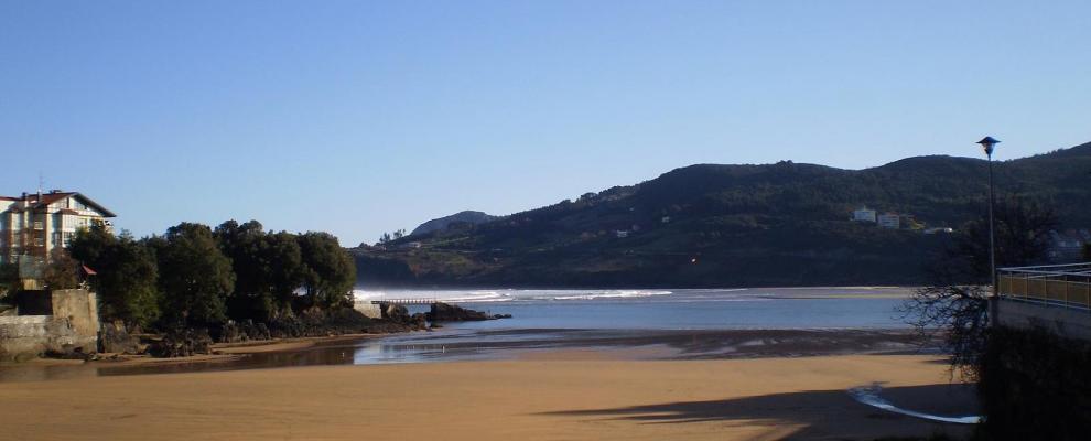 Playa de laidatxu en mundaka vizcaya clubrural - Casa rural mundaka ...
