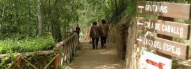 Visita el Monasterio de Piedra en el Puente del Pilar
