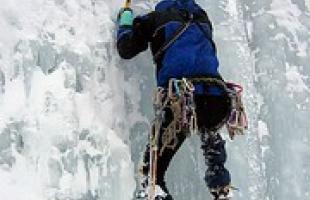 Deportes extremos: ¿Te atreves a escalar en hielo?