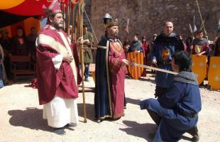 Con la primavera, llegan las ferias medievales
