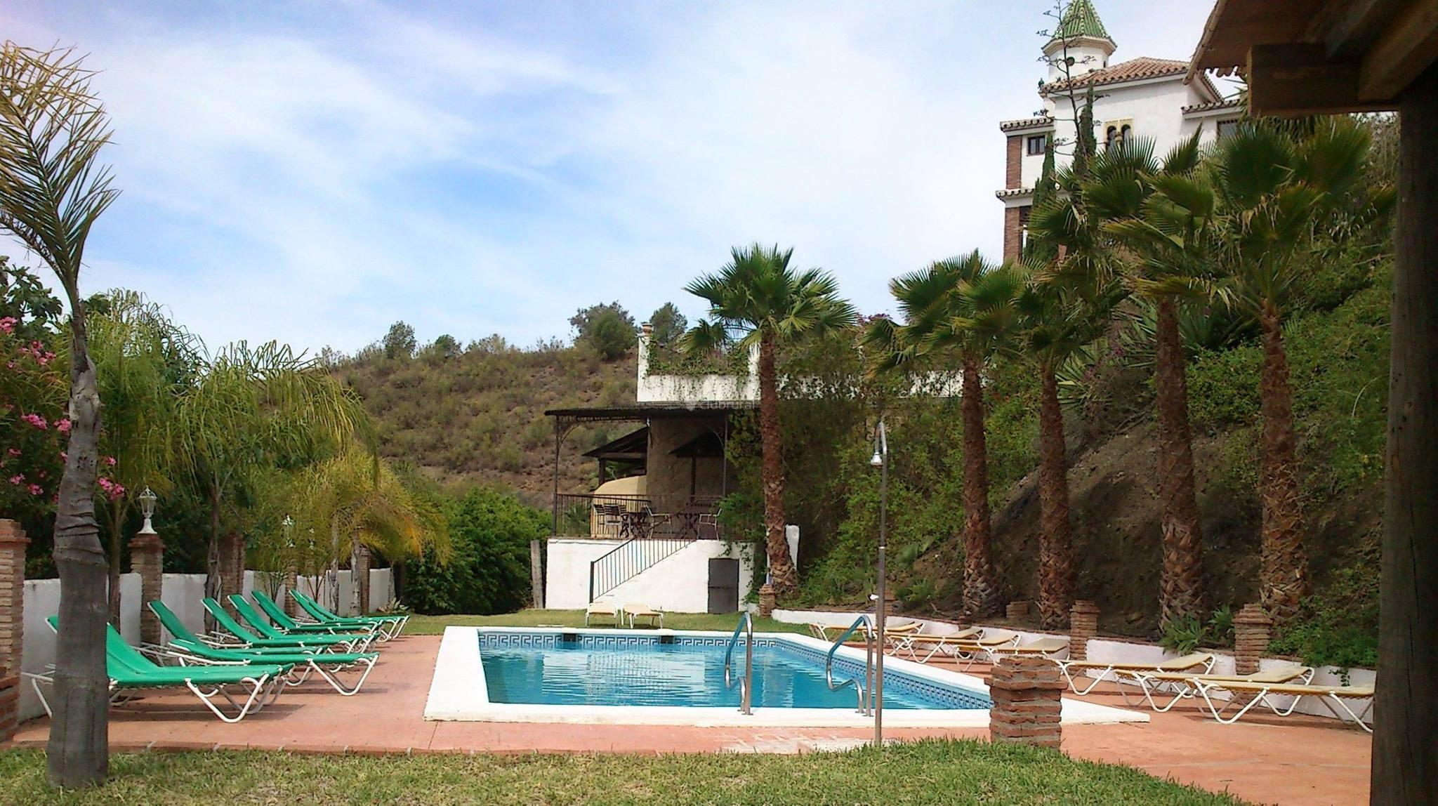 Fotos de hotel cortijo molino de santillan m laga - Casa rural iznate ...