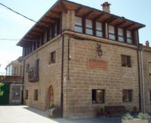 Agroturismo El Encuentro casa rural en Leza (Álava)