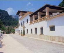 Agroturismo Alfabia Nou casa rural en Bunyola (Mallorca)