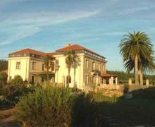 Pazo de Galegos casa rural en Vedra (A Coruña)
