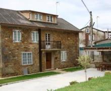 A Casa da Escola casa rural en Trazo (A Coruña)