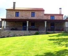 A Casa da Estrella casa rural en Cabana (A Coruña)