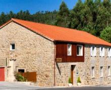 A Casa Do Folgo casa rural en A Baña (A Coruña)