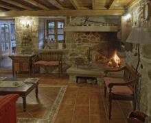 A Casa Vella Da Rivera casa rural en Rois (A Coruña)