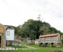 A Ribeira Do Tambre casa rural en A Baña (A Coruña)