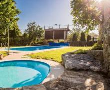 Casa De Abaixo casa rural en Melide (A Coruña)