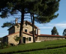 Casa de Montemaior casa rural en Laracha (A Coruña)