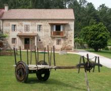 Casa Do Tarela casa rural en Lousame (A Coruña)
