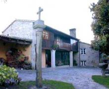Casa Grande Cornide casa rural en Cornide (A Coruña)