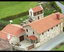 Casa Rosa Do Xan casa rural en Cerceda (A Coruña)