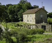 Casa Rural Os Petroglifos casa rural en Boiro (A Coruña)