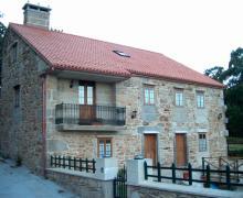 Casal De Cereixo casa rural en Vimianzo (A Coruña)
