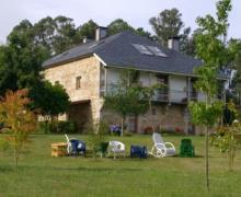 Hotel de Naturaleza Casa Fragas Do Eume casa rural en Monfero (A Coruña)
