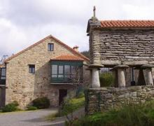 Hotel Rural Santa Eulalia casa rural en Chacin (A Coruña)