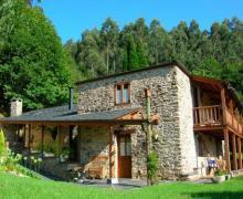 O Vilar casa rural en Ortigueira (A Coruña)