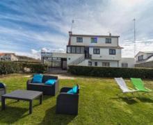 Pensión rustica Casa da Vasca casa rural en Malpica De Bergantiños (A Coruña)