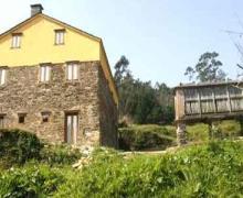 Soutomoro casa rural en Ortigueira (A Coruña)