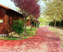 Cabañas Villalfonso casa rural en Valdeganga (Albacete)