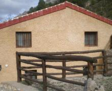 Casa Rural El Avellano. Villa Turrilla casa rural en Nerpio (Albacete)