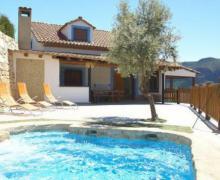 Casas Rurales El Olivar casa rural en Yeste (Albacete)