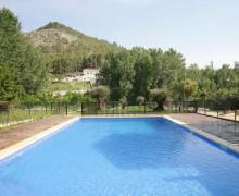 Casas Rurales Los Olivos casa rural en Alcala Del Jucar (Albacete)