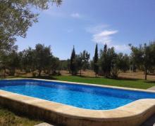 El Palomar casa rural en Ossa De Montiel (Albacete)