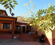 Finca El Arroyo casa rural en Alcaraz (Albacete)