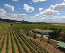 Finca El Romeral casa rural en Alpera (Albacete)