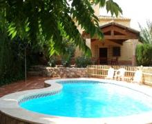 Hotel Enoturismo Mainetes  casa rural en Fuente Alamo (Albacete)