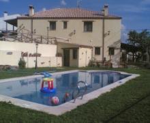 La Aldea casa rural en Alcaraz (Albacete)