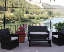Río Tranquilo casa rural en Tolosa Alcala Del Jucar (Albacete)