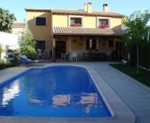 Villa Parchis casa rural en Motilleja (Albacete)