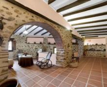 Cap de Vall casa rural en Lliber (Alicante)