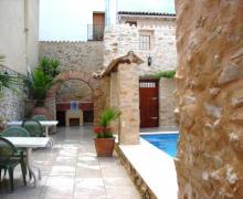 Casa Sastre Segui casa rural en Vall De Gallinera (Alicante)