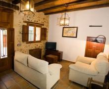 Casa Teresa casa rural en L´ Orxa (Alicante)