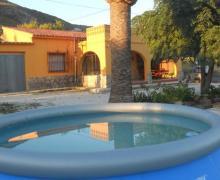 Caseta Solana casa rural en Jalon (Alicante)