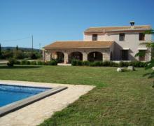 Para Vella casa rural en Benissa (Alicante)