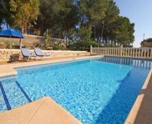 Villa Andromeda casa rural en Calpe (Alicante)