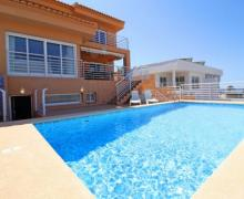 Villa Caty casa rural en Calpe (Alicante)