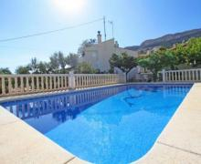 Villa Centell casa rural en Calpe (Alicante)