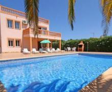 Villa Palmira casa rural en Calpe (Alicante)